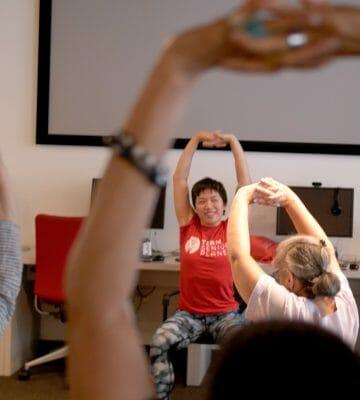 Tuesday Chair Yoga