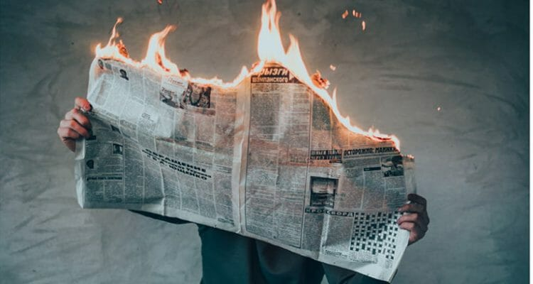 NewsGuard Talks about Fake News – Lunch & Learn