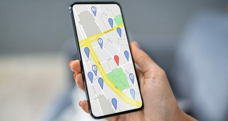 Explore with Google Maps