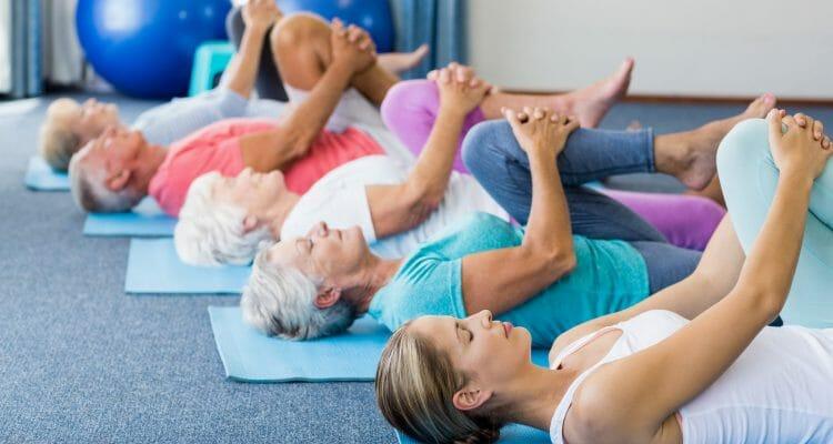 Virtual Yoga 1/1.5 – Seniors 55+