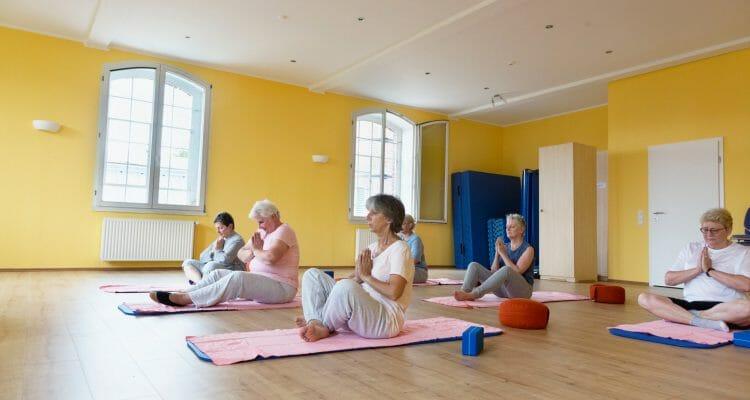 Virtual Meditation Class 55+