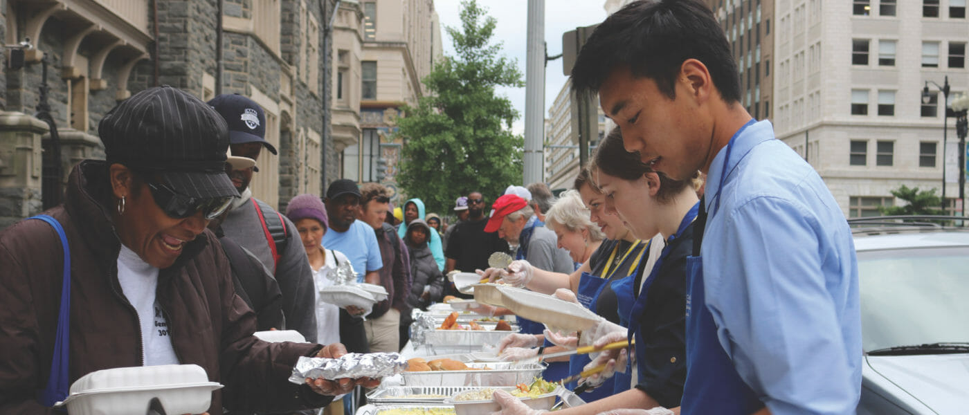Catholic Charities of the Archdiocese of Washington