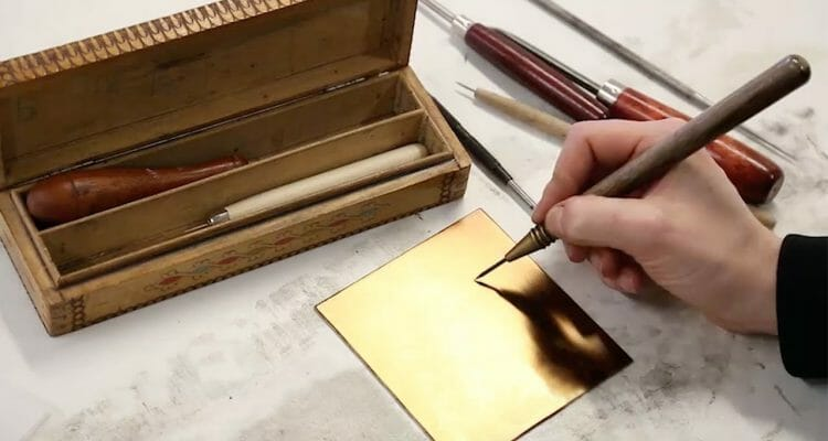 Etching: A Revolution in Art