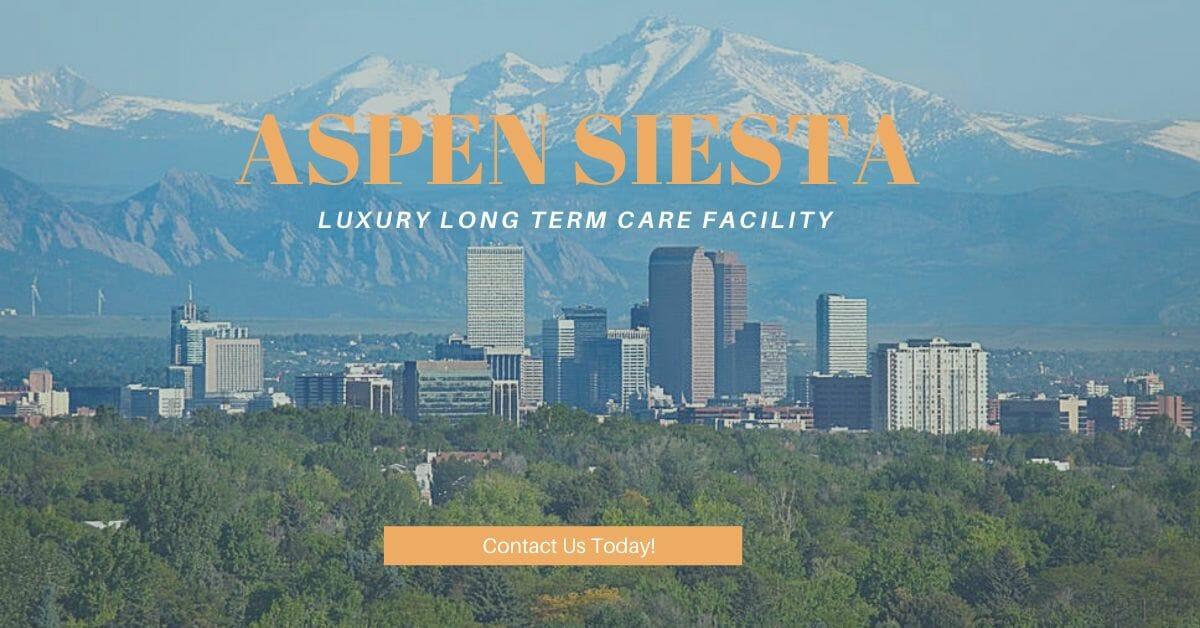 Aspen Siesta – Skilled Nursing Facility