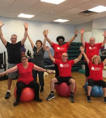 Balance & Strength Thursday Exercise Class