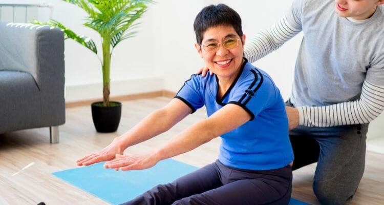 Pilates with Bob