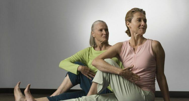 Gentle Hatha Yoga at Noon- Virtual