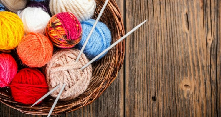 Virtual Needles & Crafts from Quince Orchard Library