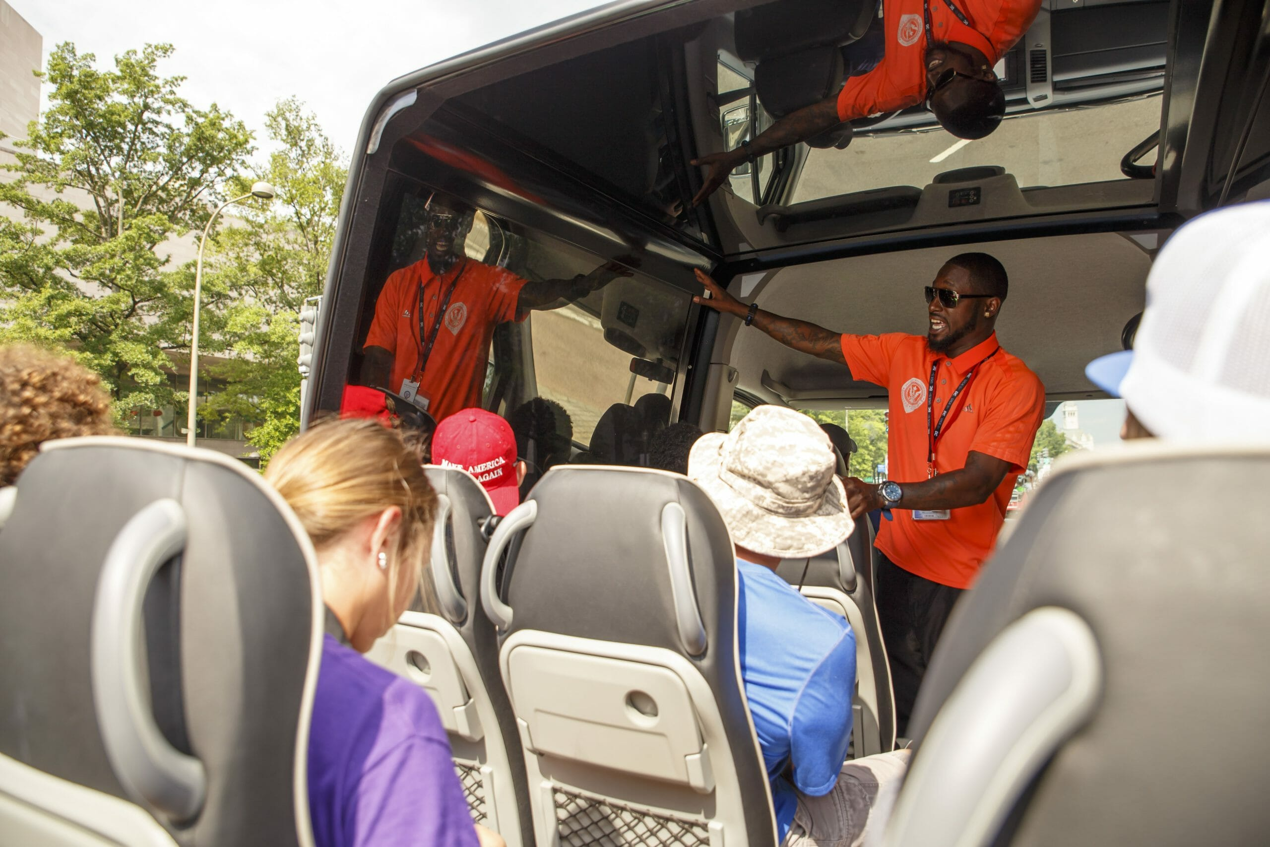 USA Guided Tours – Luxurious Bus Tours and Car Service