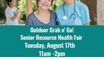 Garden of Traville Senior Resource Fair – Convenient Outside Health Fair