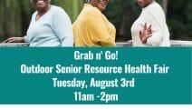 Pointe View at Aspen Hill Senior Resource Fair – Convenient Outside Health Fair