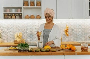 Healthy meals for seniors: lead a healthy diet with My Active Senior